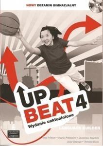 Upbeat 4 Language Builder + CD Fricker Rod, Freebairn Ingrid, Bygrave Jonathan
