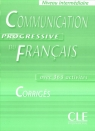 Communication progressive du Francais intermediaire Klucz Miquel Claire