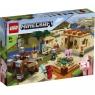 Lego Minecraft: Najazd złosadników (21160) Wiek: 8+
