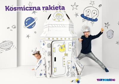 KOSMICZNA RAKIETA -
