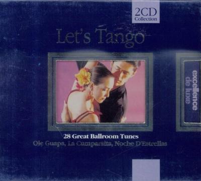 Lets Tango (2CD) - praca zbiorowa