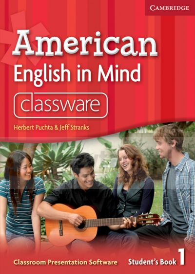 Am English in Mind 1 Classware DVD-ROM