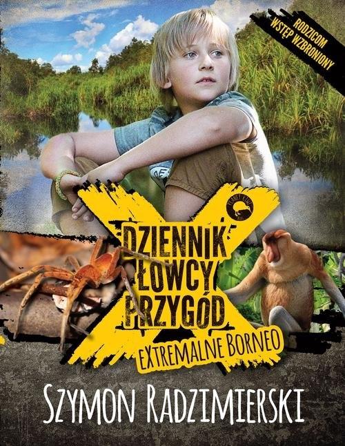 Dziennik łowcy przygód Radzimierski Szymon