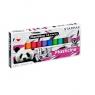 Plastelina Starpak, 12 kolorów - Panda (450371)