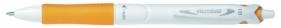 Długopis olejowy Pilot Acroball Pure White Begreen pomarańczowy