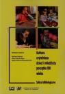 Kultura czytelnicza dzieci i młodzieży początku XXI wieku