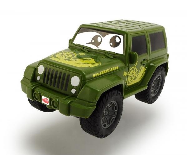 Happy Squeezy Jeep Wrangler, Zielony (203811001-3)