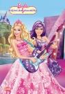 Barbie Księżniczka i piosenkarka Kolorowanka