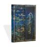 Notatnik Mini Monet Water Lillies w linie