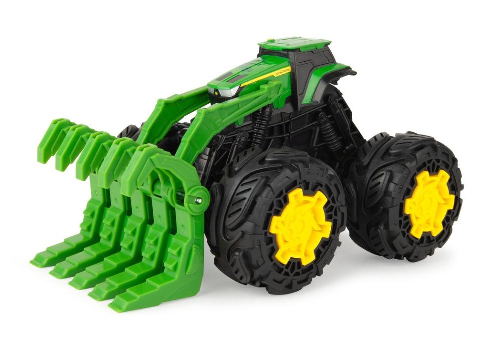 John Deere - Traktor Monster Rev Up (47327)