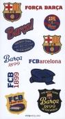 TATUAŻE FC BARCELONA TT01BC
