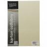 Papier ozdobny (wizytówkowy) Galeria Papieru ornament A4 - kremowy 230 g (205102)