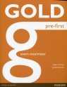 Gold Pre-First Exam Maximiser no key