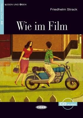 Wie im Film książka +CD A2 Friedhelm Strack