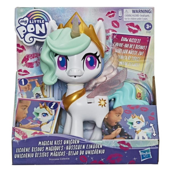 Figurka My Little Pony Jednorożec Magiczny pocałunek (E9107)