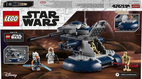 Klocki Star Wars Czołg opancerzony AAT 75283 (75283)