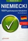 Niemiecki Testy gramatyczno leksykalne A1-A2