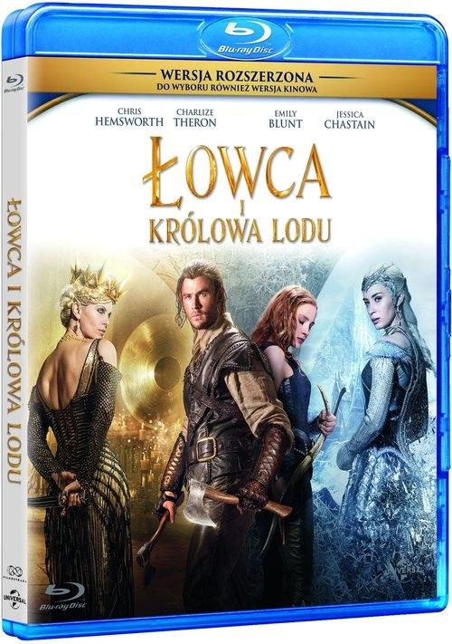 Łowca i Królowa Lodu 2D Cedric Nicolas-Troyan