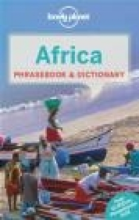 Africa Phrasebook Lonely Planet