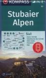 Alpy Sztubajskie Mapa 5w1