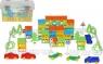 Klocki Wybuduj własne miasto - 224 elementy Wiek: 3+