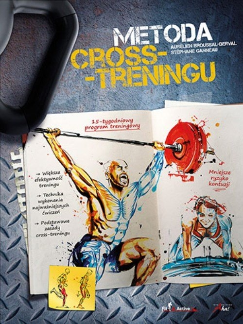 Metoda Cross-Treningu Broussal-Derval Aurélien
