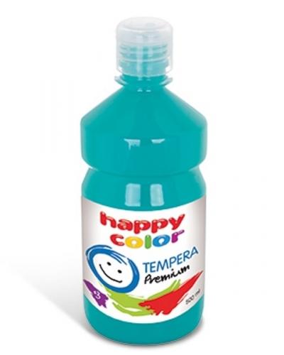 Farba Tempera Premium 500 ml turkusowy (0500-39)
