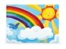 Blok rysunkowy Słońce i deszcz 32 kartki 2szt