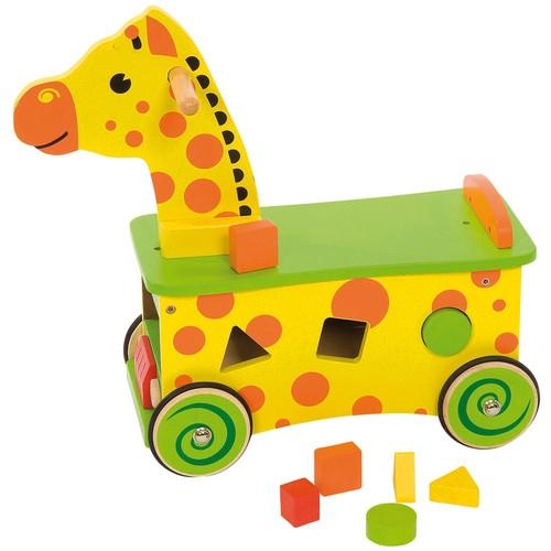 Pojazd żyrafa (BB027)