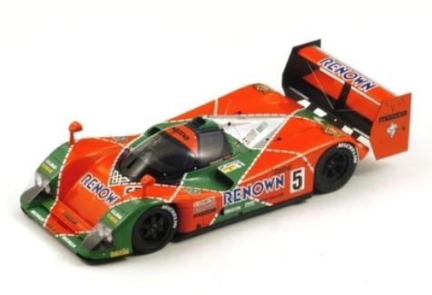 SPARK Mazda MX-R01 #5 J. Herbert