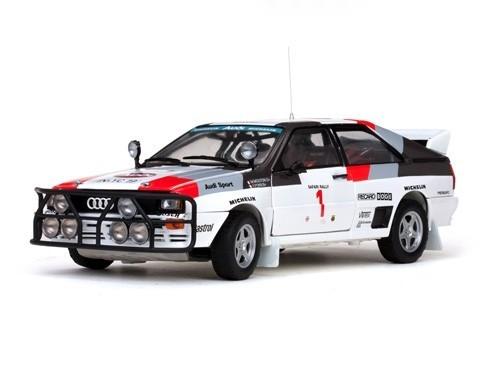Audi Quattro A1 #1 M. Mouton