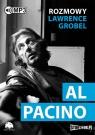 Pacino Rozmowy  (Audiobook) Grobel Lawrence