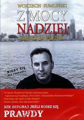 Z mocy nadziei  (Audiobook) Sumliński Wojciech