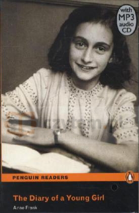 Pen. Diary of a Young Girl Bk/MP3 CD (4) Anne Frank