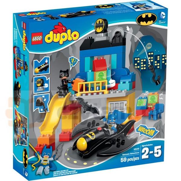 LEGO Duplo Jaskinia Batmana (10545)