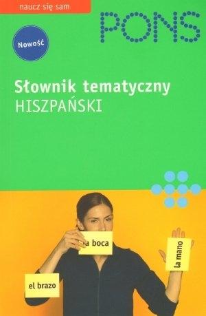 Pons Słownik tematyczny hiszpańki Deike Nora