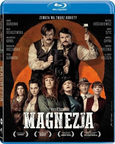 Magnezja (blu-ray) Maciej Bochniak
