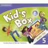Kid's Box 5 Audio CD Caroline Nixon
