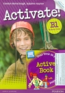 Activate! B1 New Students Book + Active Book & iTest PET Barraclough Carolyn, Gaynor Suzanne