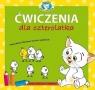 Akademia kota Filemona Ćwiczenia dla czterolatka