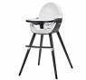 Krzesełko do karmienia Fini Full Czarne (KKKFINIFBLK000)od 6 miesięcy