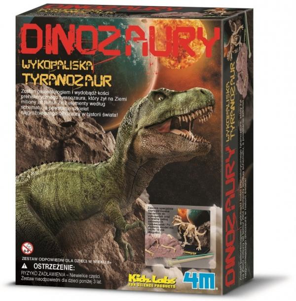 Zestaw naukowy Wykopaliska - Velociraptor (13234)