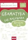 Gramatyka jak malowana. Graficzne Karty Pracy dla kl. 4-8 Sylwia Oszczyk