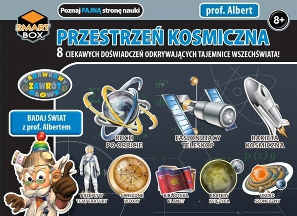 Prof. Albert Przestrzeń Kosmicz