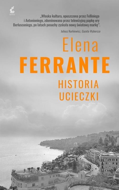 Cykl neapolitański 3 Historia ucieczki Ferrante Elena