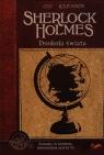 Sherlock Holmes. Dookoła świata. Komiksy paragrafowe Ced