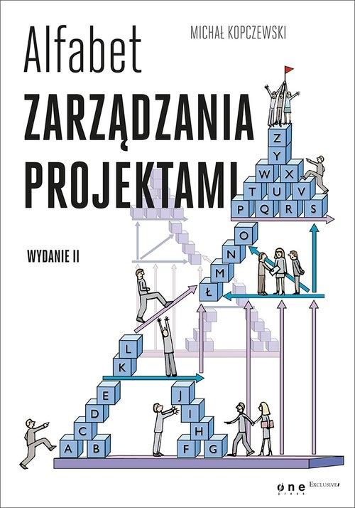 Alfabet zarządzania projektami - Kopczewski Michał - książka