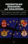 Duch pyszny poprzedza upadek Tom 84 Rozważania o naturze procesu rozpadu Żurawski Grajewski Przemysław