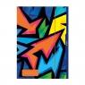 Teczka rysunkowa A3 z gumką - Neon Art (50028009)