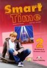 Smart Time 2 Język angielski Workbook & Grammar BookGimnazjum Evans Virginia, Dooley Jenny